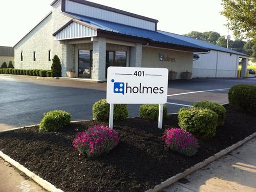 Holmes Marketing Services Office