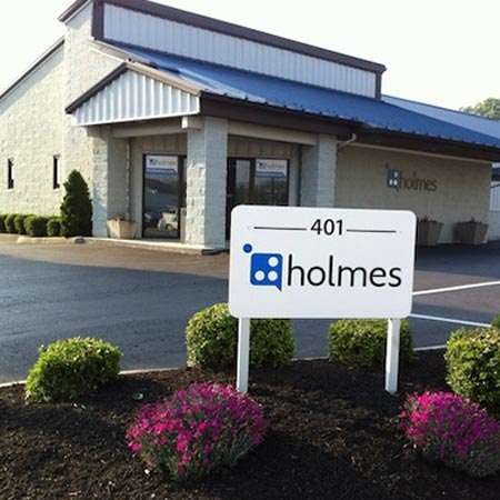 Holmes Marketing Office Springfield, Ohio.