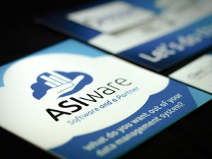 ASIware Promotional Handout