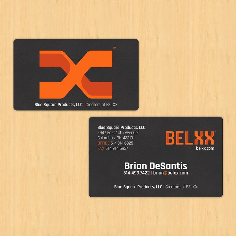 Belxx Business Card