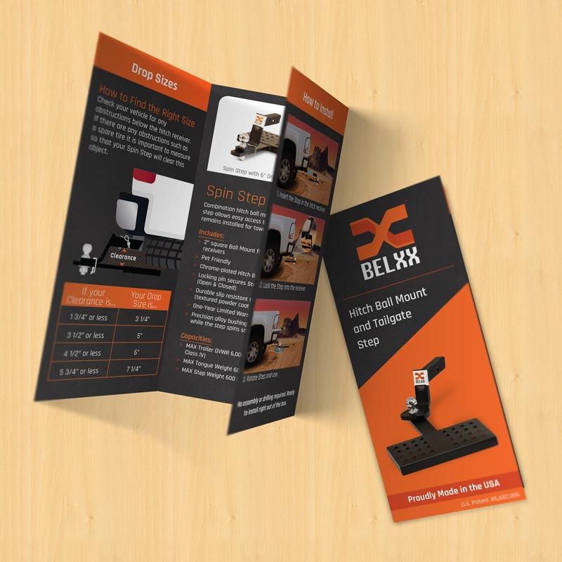 Informative Sales Brochure