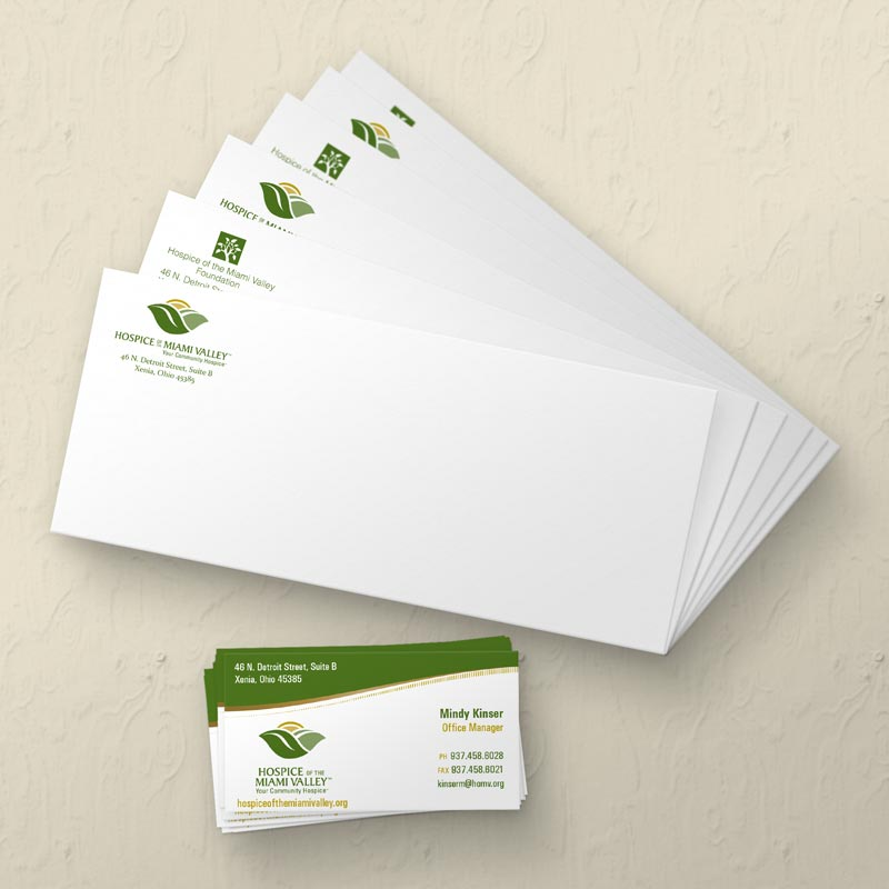 Envelopes and Business Cards