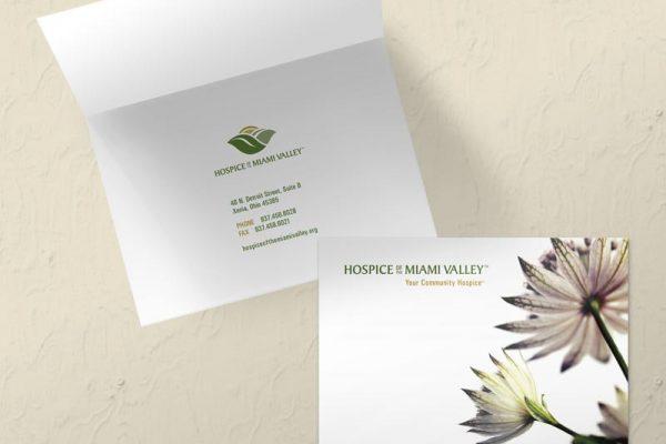 Sympathy Card Design for Hospice