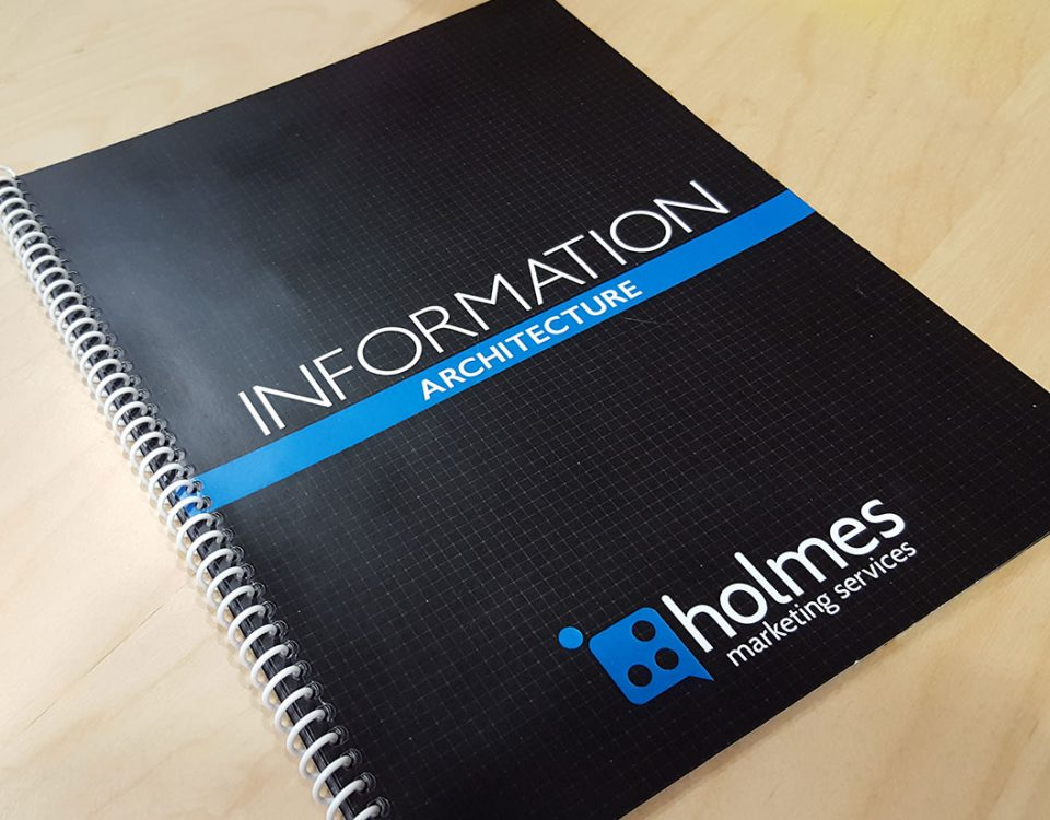 Information Architecture Booklet