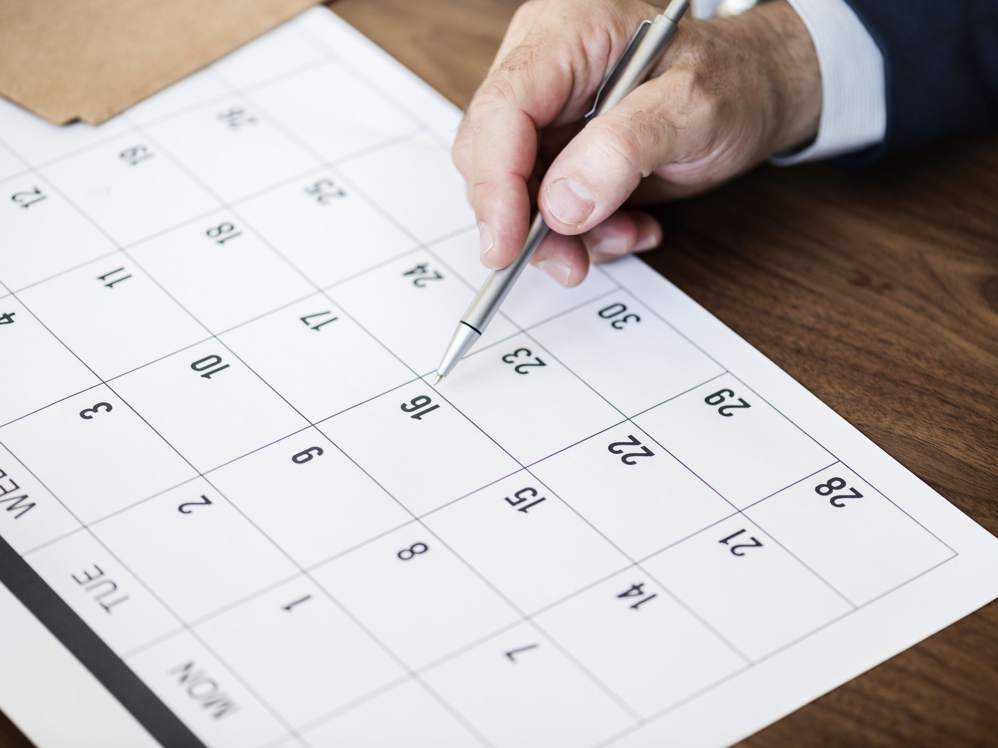 3 Changes to Your Calendar to Make You a Better Leader