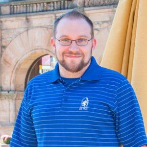Matthew Metzger, Production Coordinator