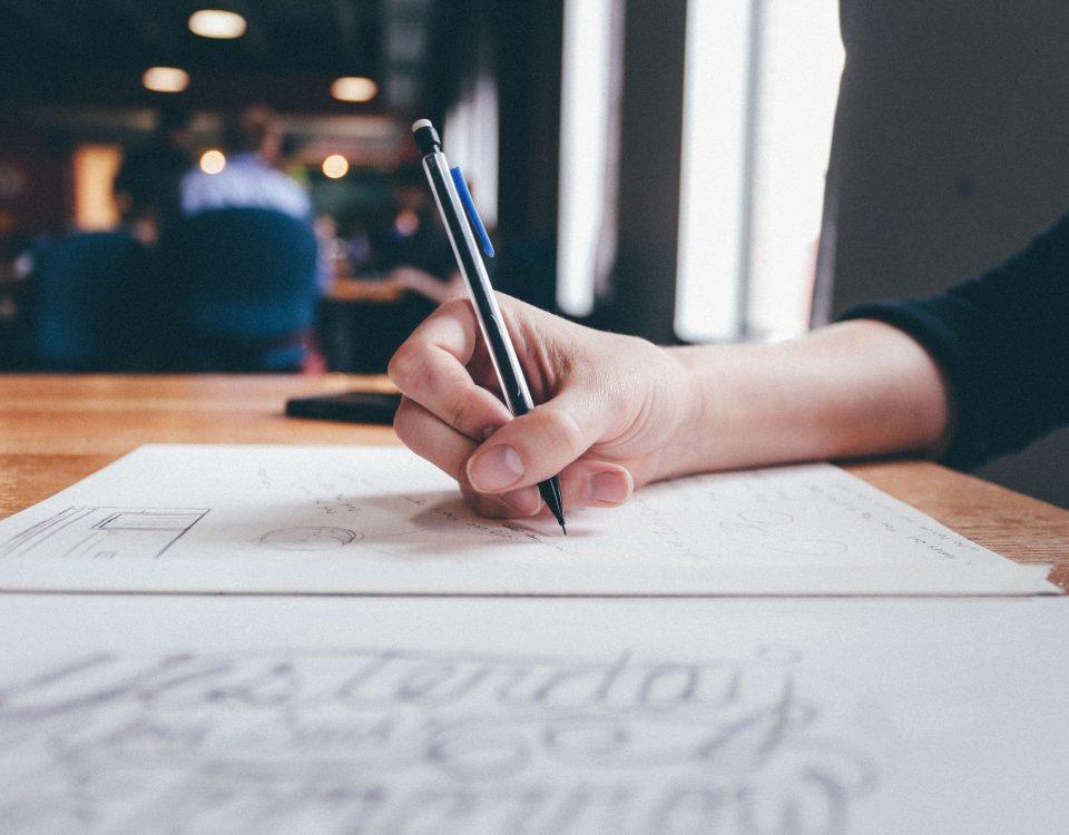 Grant Writing & Marketing