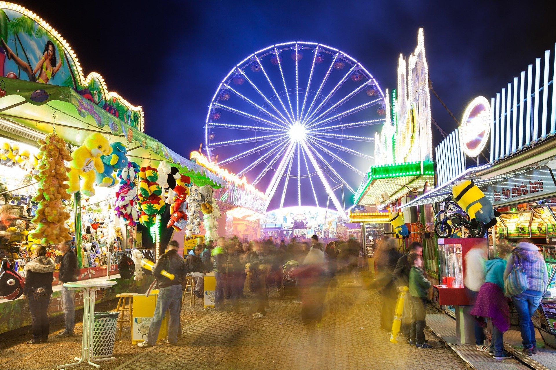 fairgrounds visit video