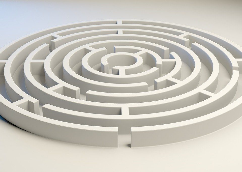 the marketing maze