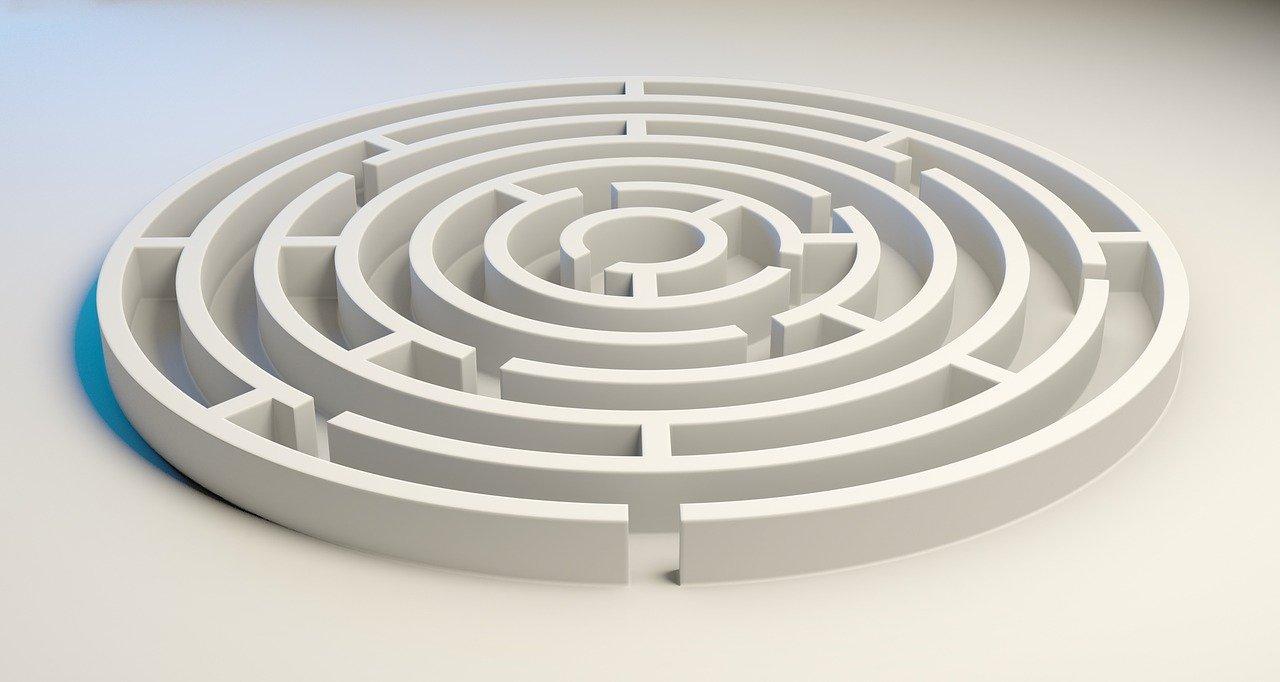 the marketing maze