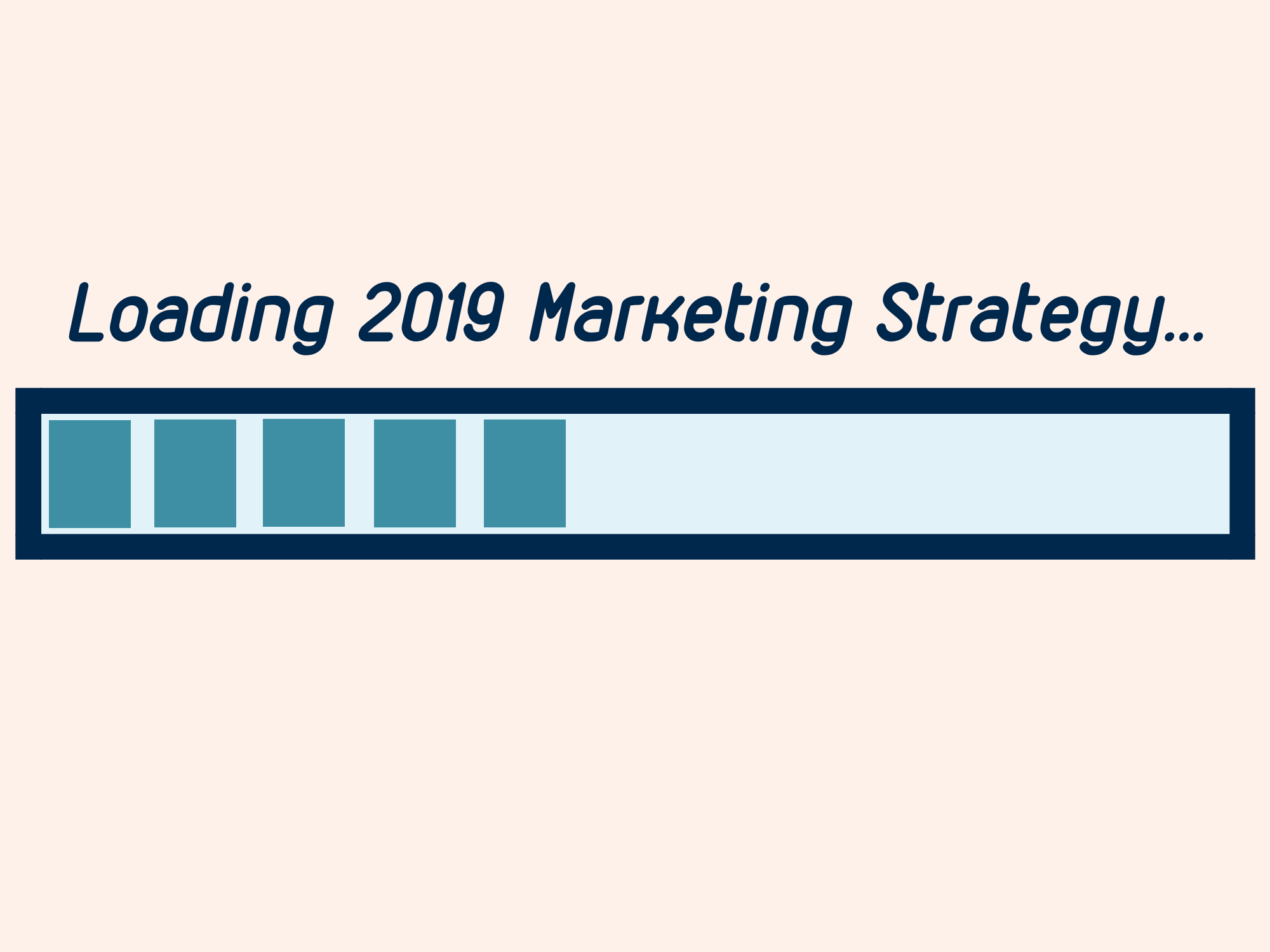 Loading 2019 Marketing Strategy
